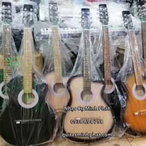 Mua đàn guitar giá rẻ ở quận bình tân tphcm - cửa hàng nhạc cụ minh phát