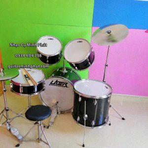Cửa hàng bán bộ trống jazz giá rẻ cho người mới tập trống hoặc các quán caffe, lớp nhạc có nhu cầu sử dụng bộ trống jazz giá rẻ - nhạc cụ Minh Phát quận bình tân tphcm