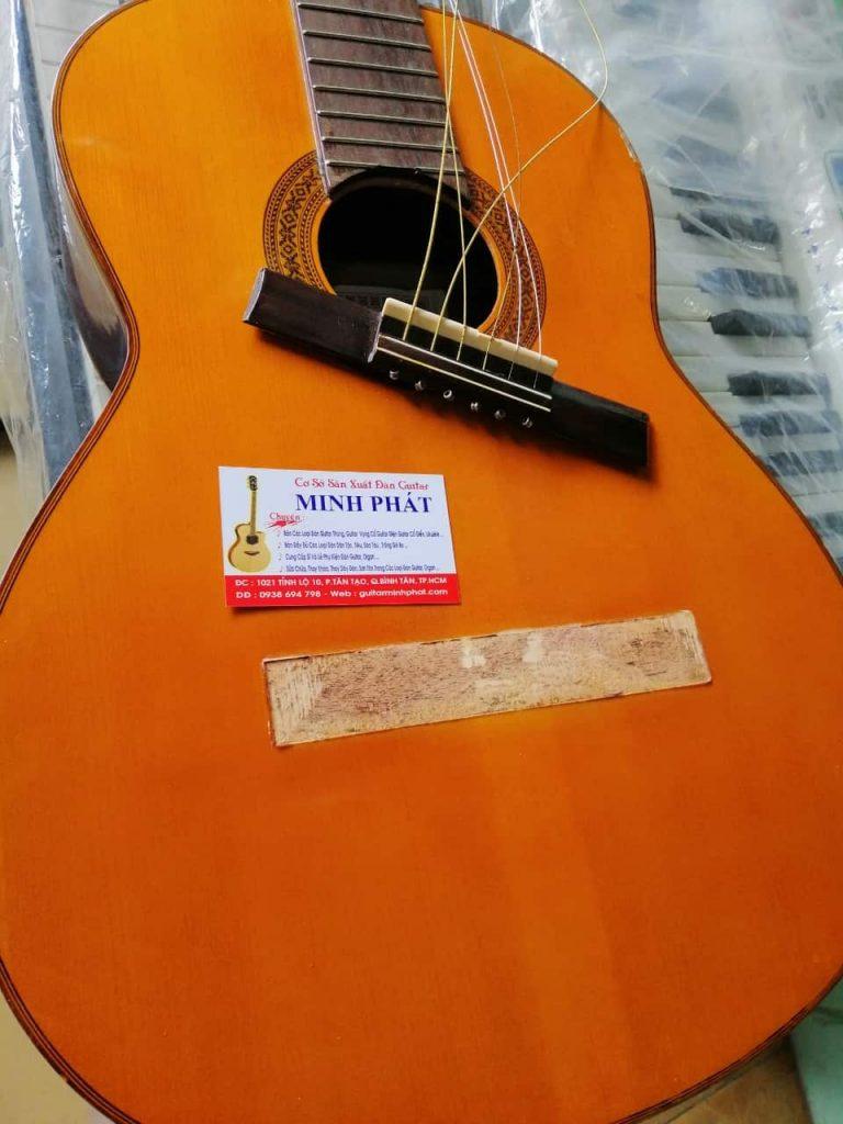 Nhận sửa đàn guitar giá rẻ tại quận bình tân tphcm - nhạc cụ minh phát