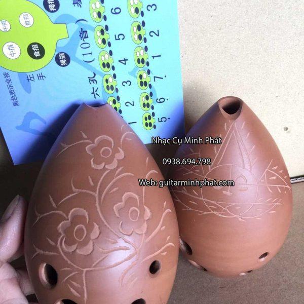 Shop Huyên xun 8 lỗ giá rẻ. Cửa hàng nhạc cụ Minh Phát chuyên bán các loại nhạc kèn Ocarina