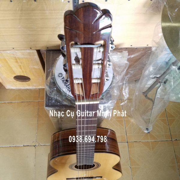 Đàn guitar classic gỗ điệp cao cấp chất lượng , âm thanh hay chuẩn tại Nhạc Cụ Minh Phát