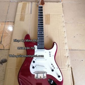 đàn guitar điện vọng cổ giá rẻ tại quận bình tân tphcm - nhạc cụ minh phát