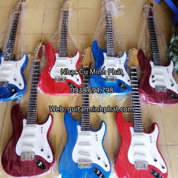 Cửa hàng bán đàn guitar điện phím lõm giá rẻ tại quận Bình Tân - TPHCM - Nhạc Cụ Minh Phát