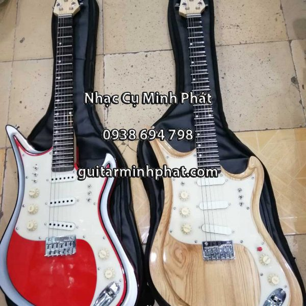 Đàn guitar điện cổ nhạc tại tphcm - Nhạc Cụ Minh Phát