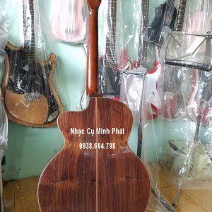 Đàn guitar acoustic gỗ cẩm lai tại quận bình tân tphcm - Nhạc Cụ Minh Phát