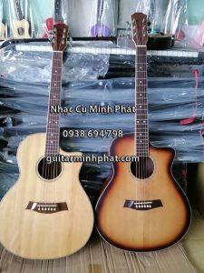 Địa chỉ bán đàn guitar giá rẻ uy tín chất lượng