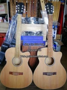 đàn guitar giá rẻ chỉ từ 790k, 980k
