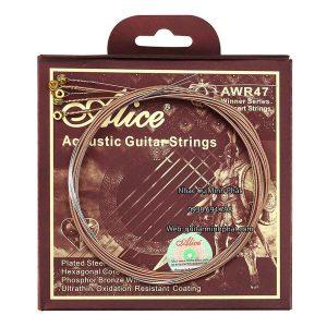 Bộ dây đàn guitar acoustic Alice AWR47