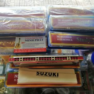 Kèn Harmonica Suzuki