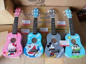 bán đàn ukulele soprano hoạt hình giá rẻ tại shop guitar tphcm - 0938 694 798