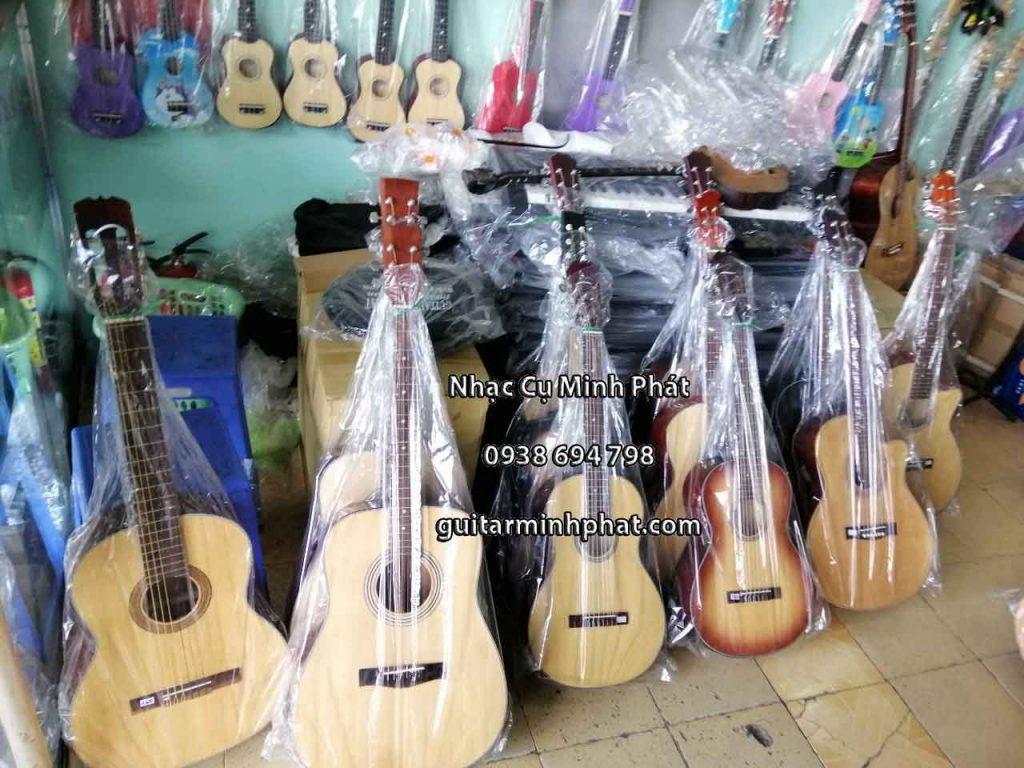 Địa điểm mua đàn guitar uy tín tại quận 1 TPHCM 1