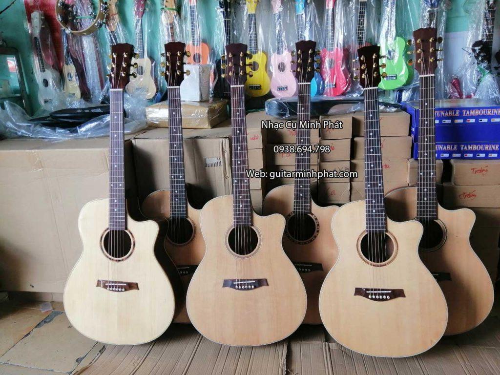 Địa điểm mua đàn guitar uy tín tại quận 1 TPHCM 2