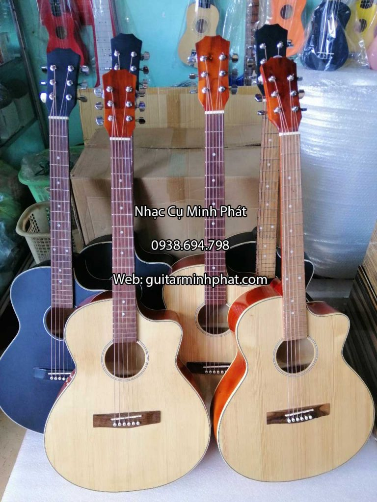 Đàn guitar acoustic giá rẻ 2