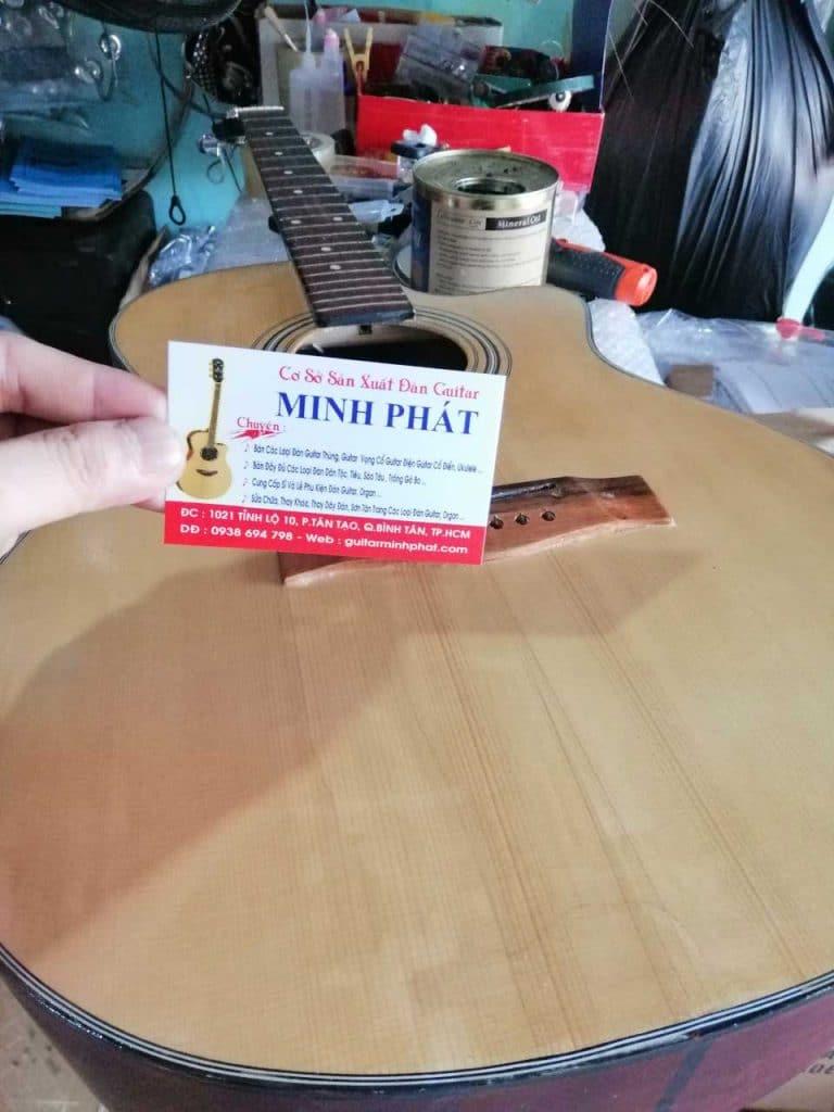 Địa Chỉ Sửa Đàn Guitar Uy Tín Giá Rẻ Tại Tphcm 10