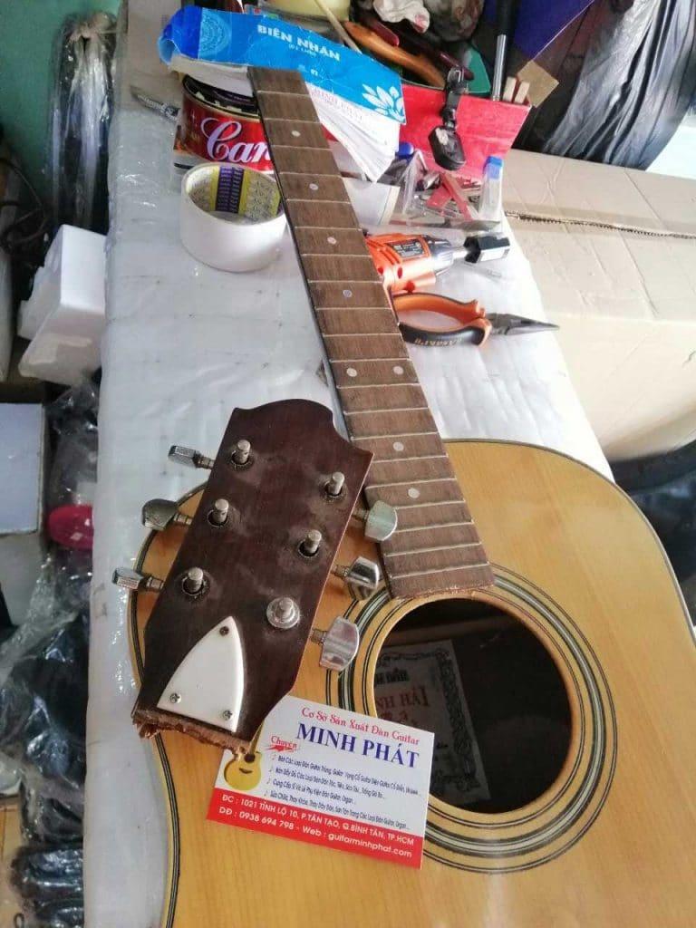 Địa Chỉ Sửa Đàn Guitar Uy Tín Giá Rẻ Tại Tphcm 1