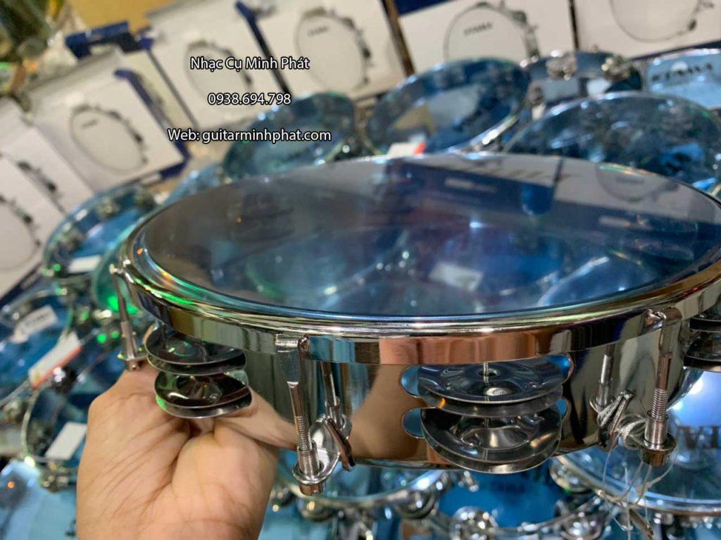 Trống Tambourine Tama Taiwan ( inox 100%) 5