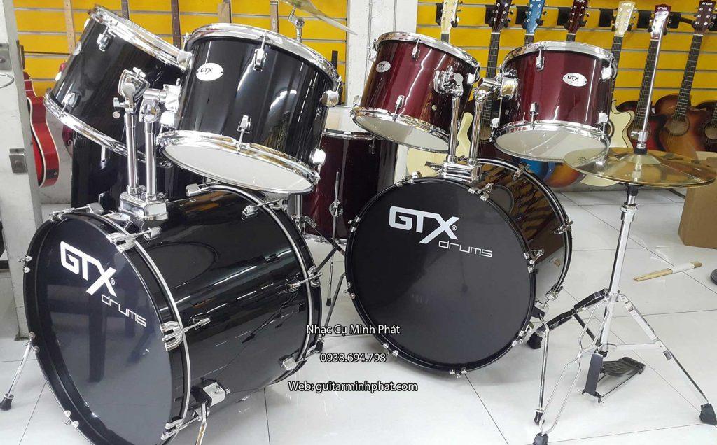 Bộ trống jazz GTX 3
