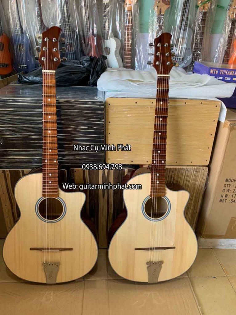 Guitar tân cổ phím lõm C01 4
