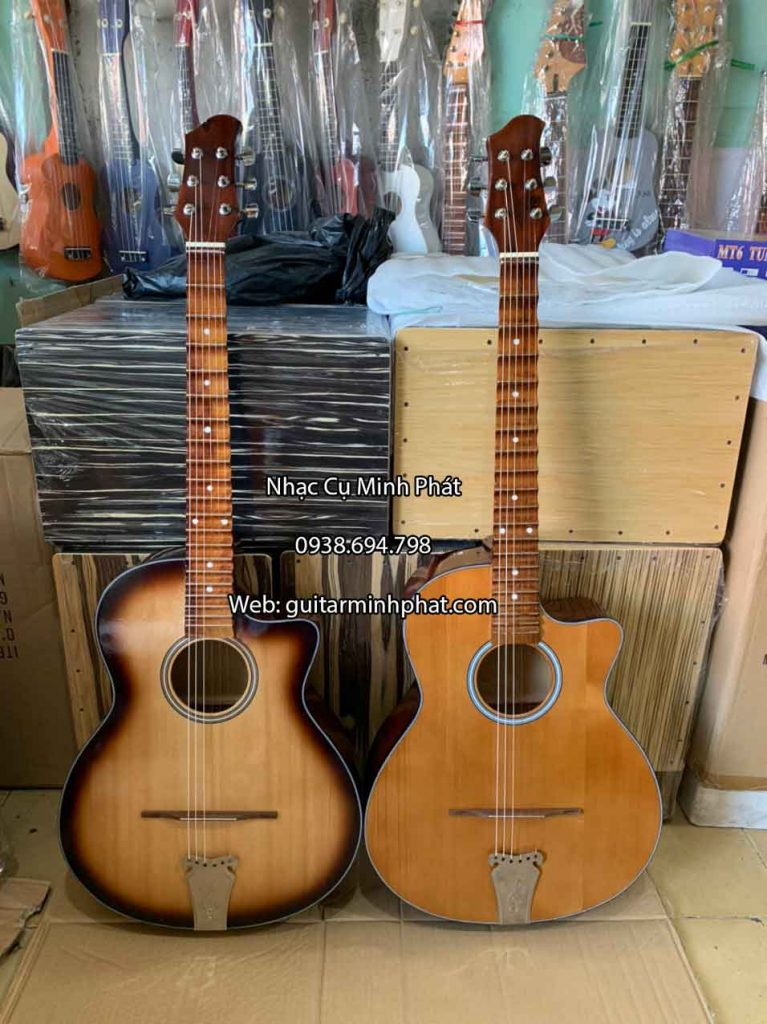 Guitar tân cổ phím lõm C01 5