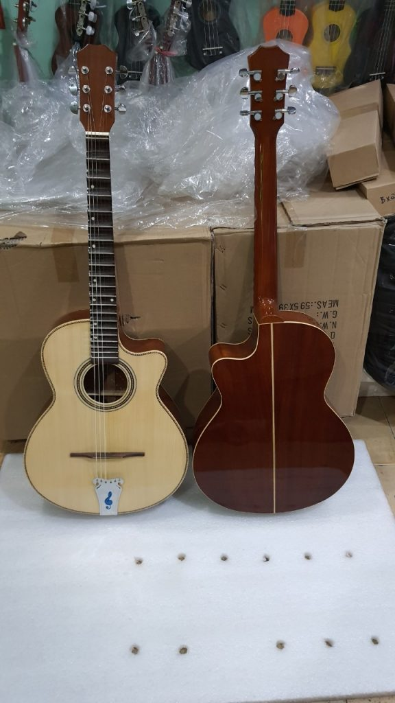 Guitar tân cổ phím lõm C03 3